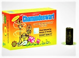 Chamundeswari dhoop incense (24 sticks) - Milans